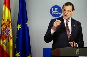 Rajoy Rueda 28 junio Consejo Europeo