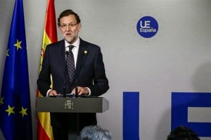 Rajoy rueda 20 diciem Consejo Europeo