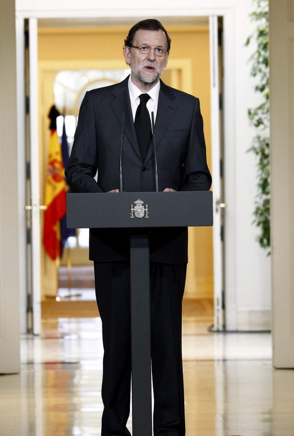 Rajoy luto