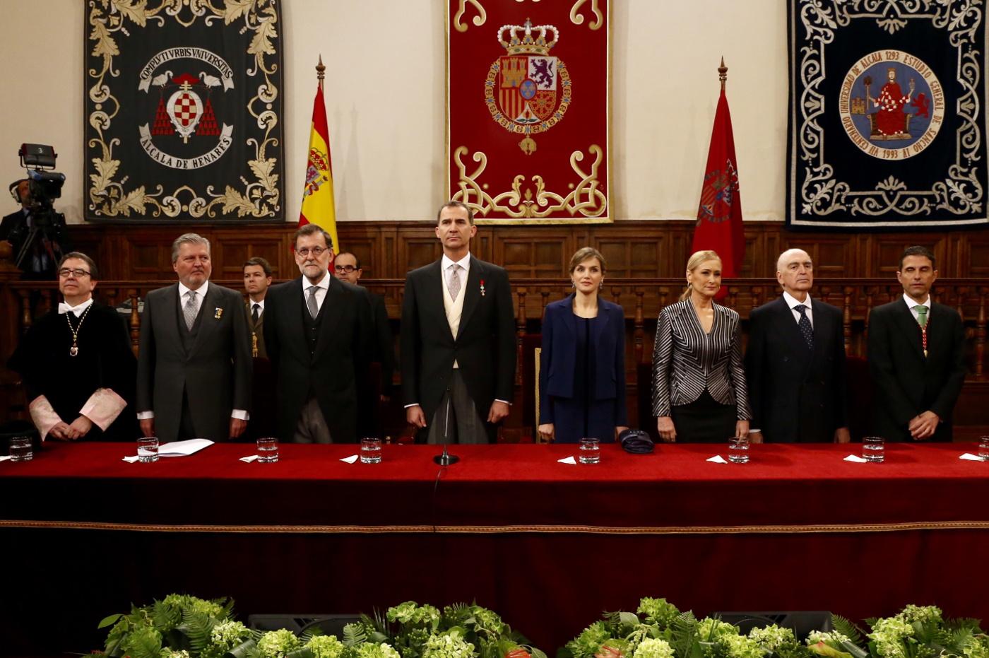 Cervantes presidencia