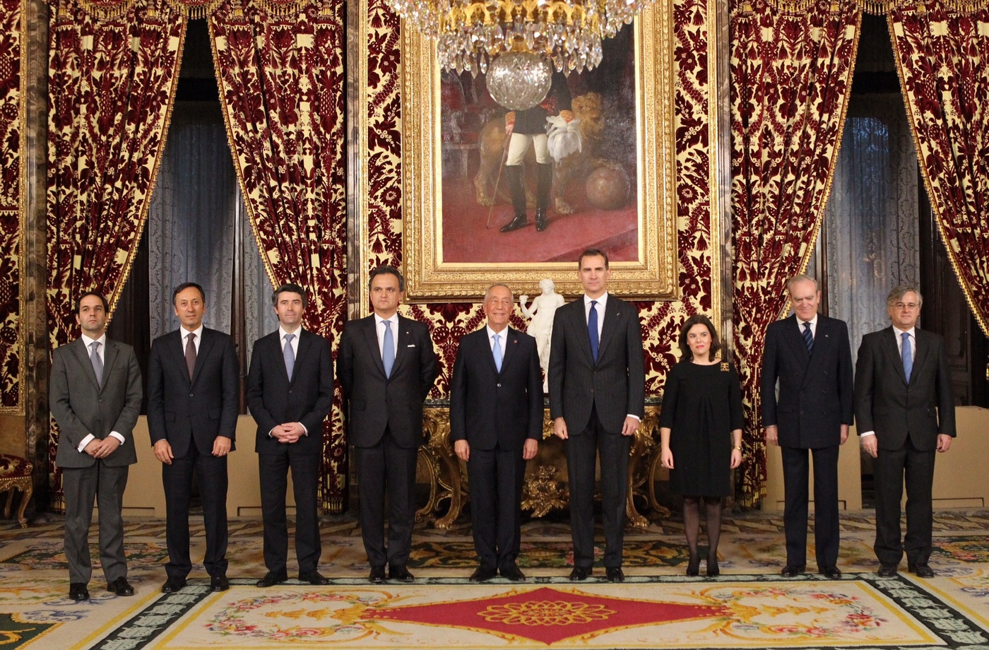 Foto Posado delegaciones