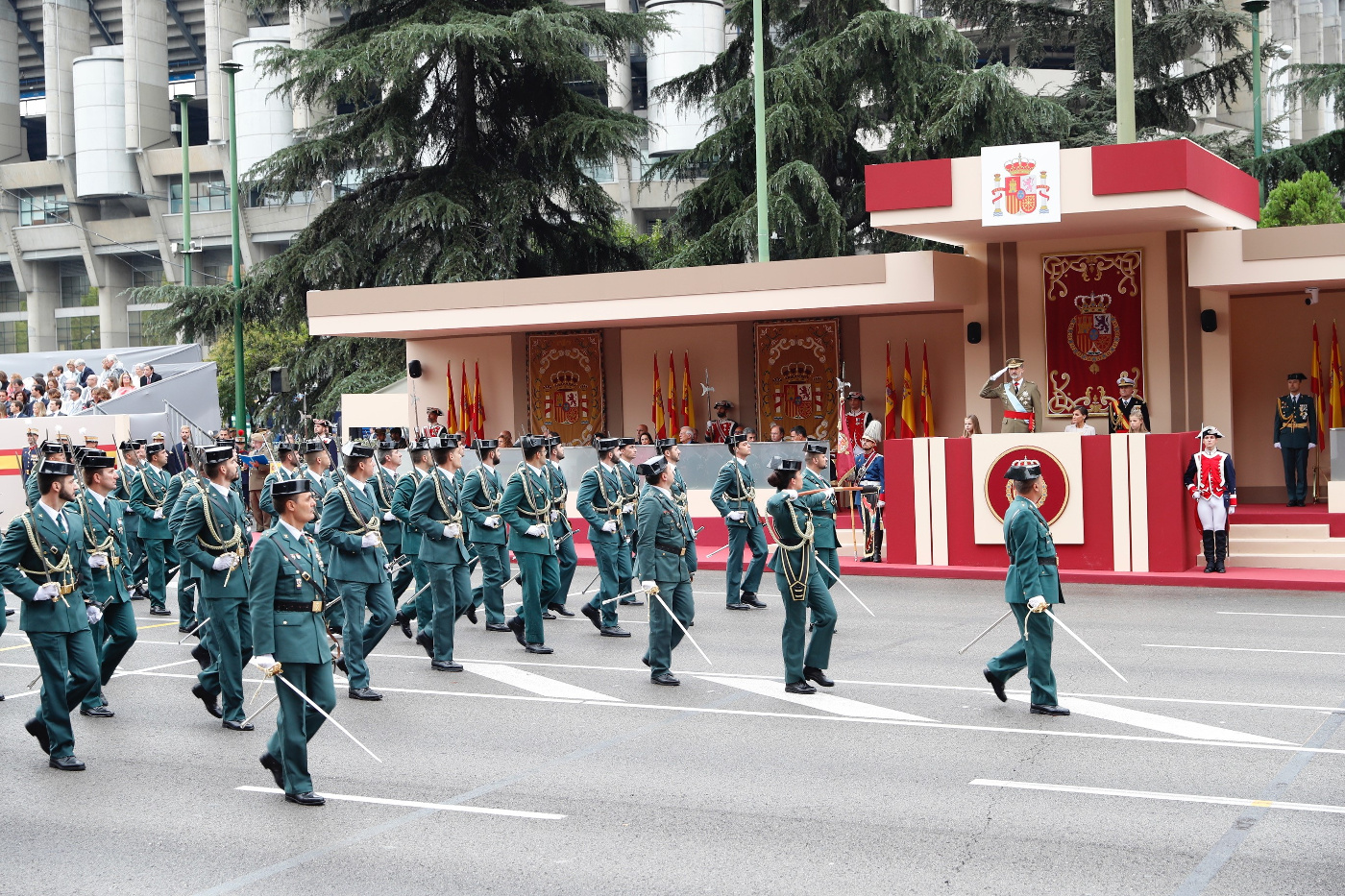 Fiesta Nacional 12 de octubre