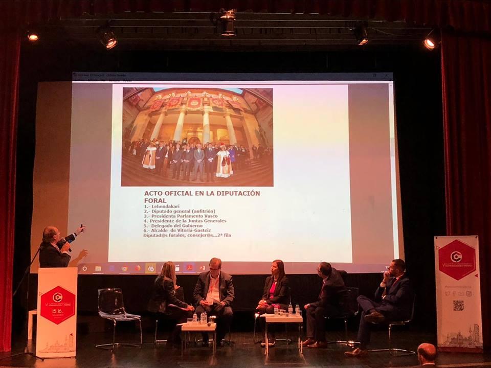 VI Congreso de Comunicación y Eventos.
