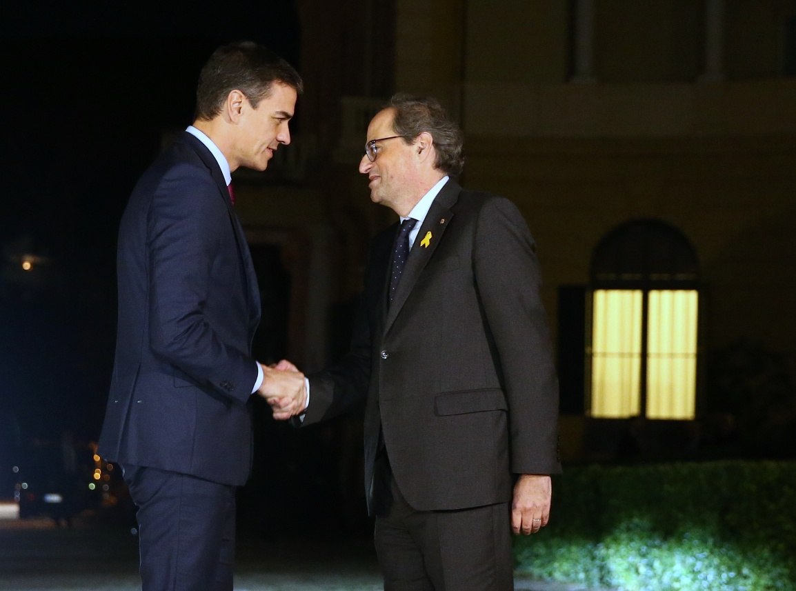 Protocolo para el encuentro de Barcelona