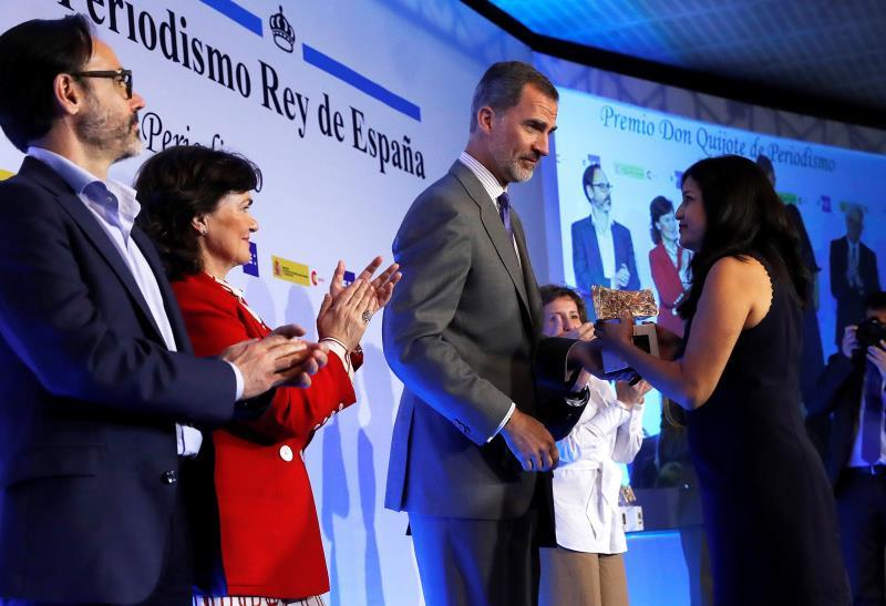 Protocolo Premios de Periodismo Agencia Efe