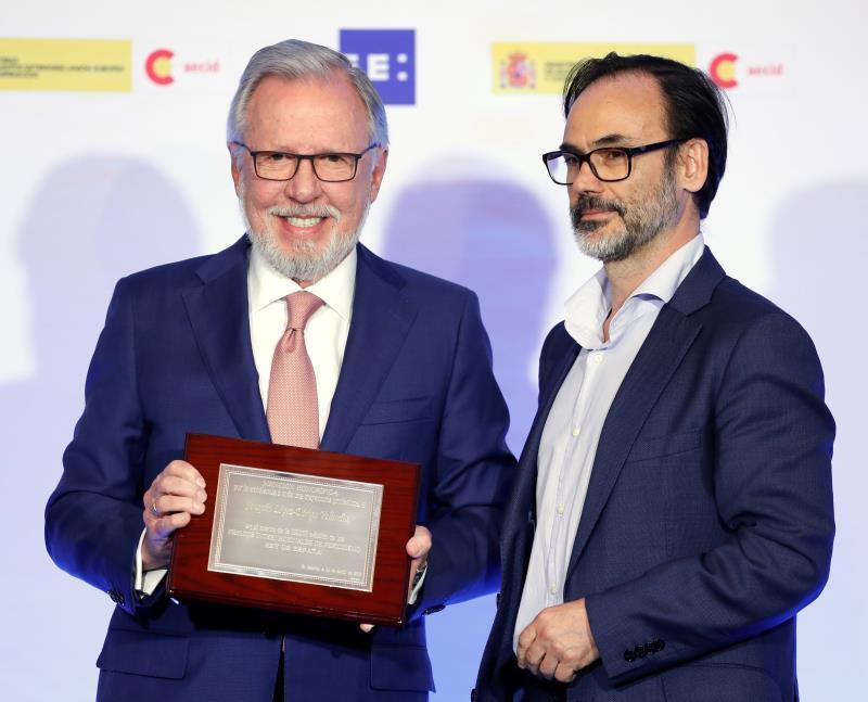 Protocolo Premios Periodismo Agencia Efe