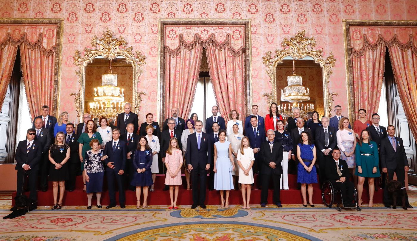 Aniversario rey Felipe VI