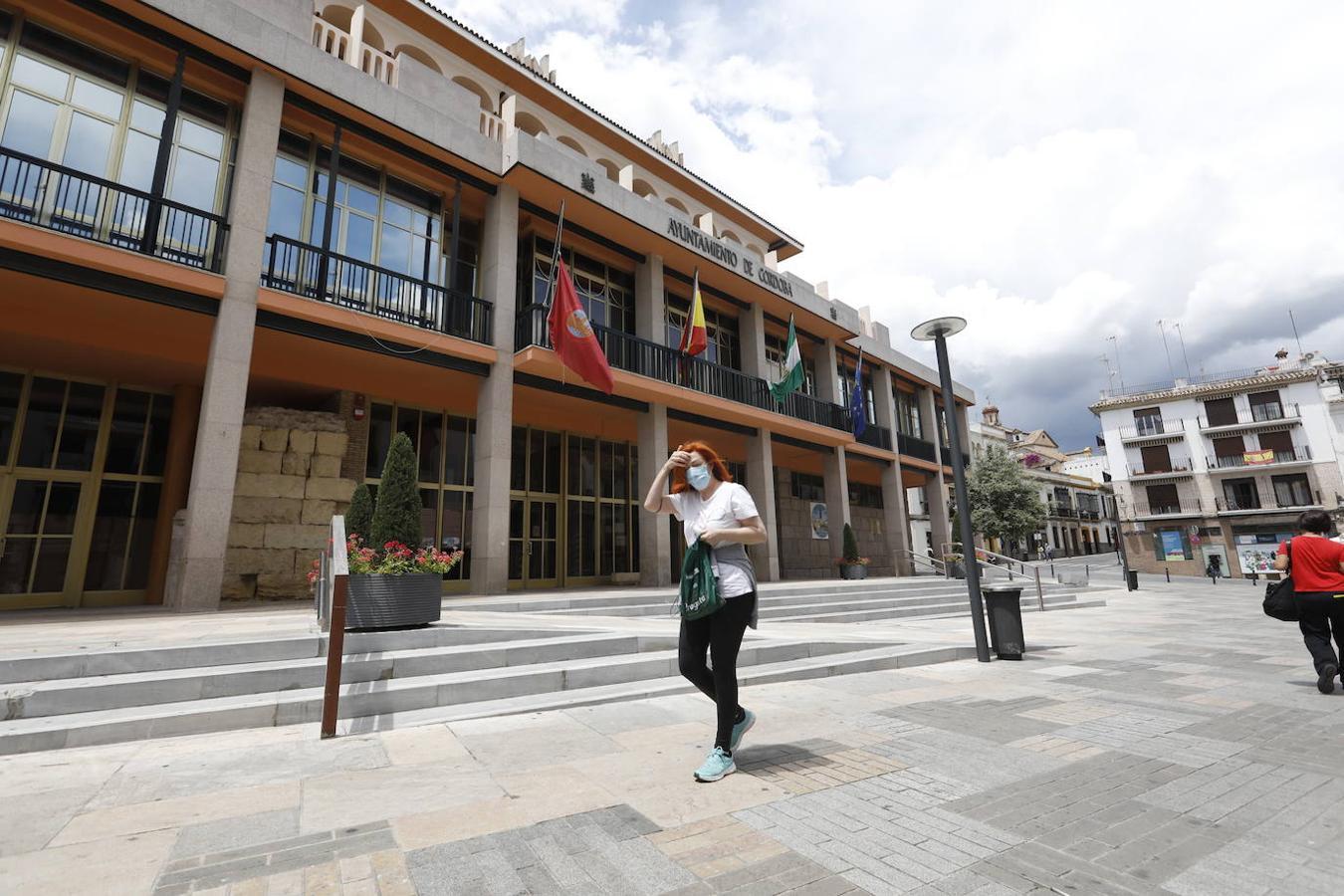 Luto en Córdoba por Anguita