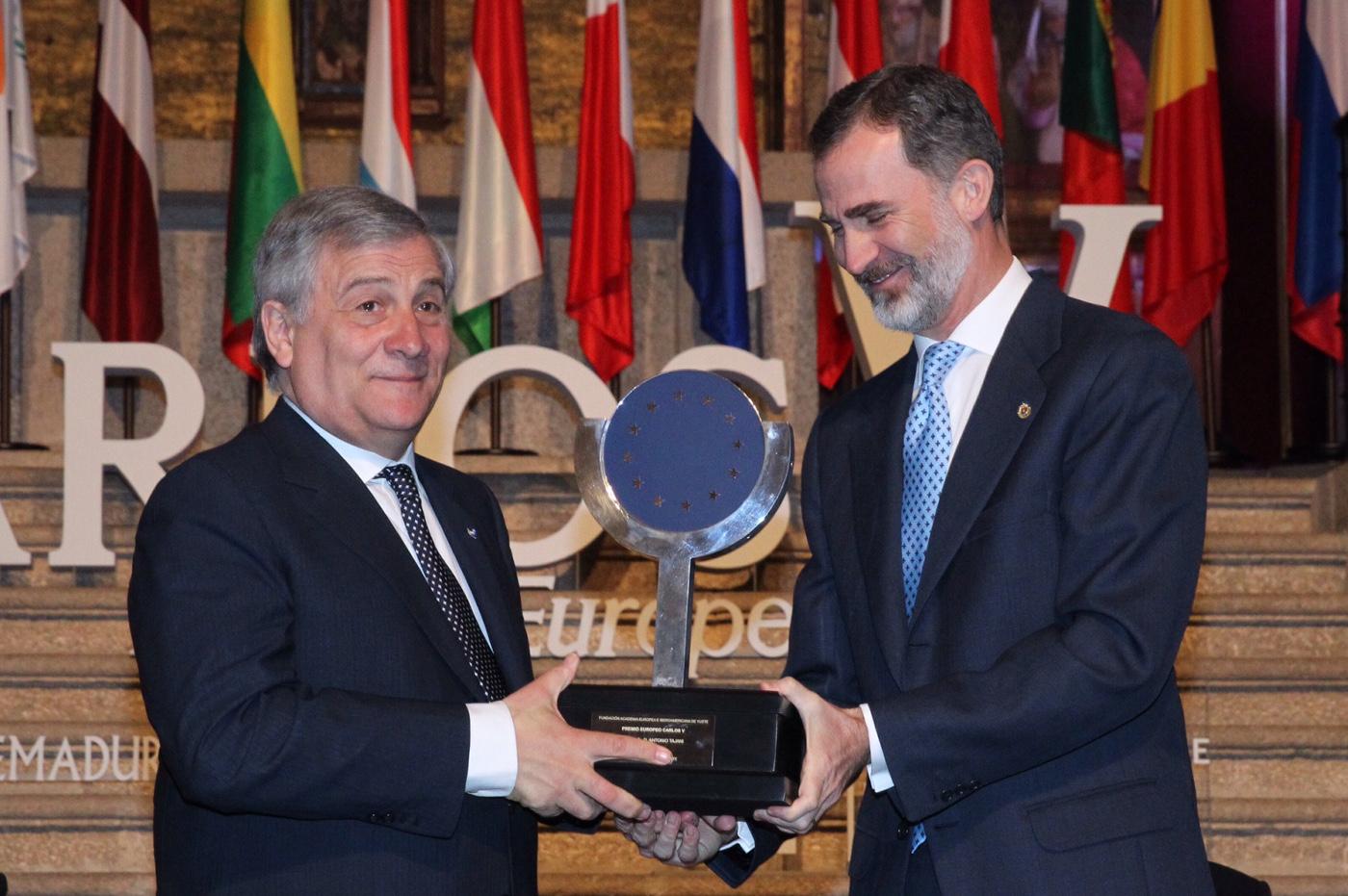 Premio Europeo Carlos V