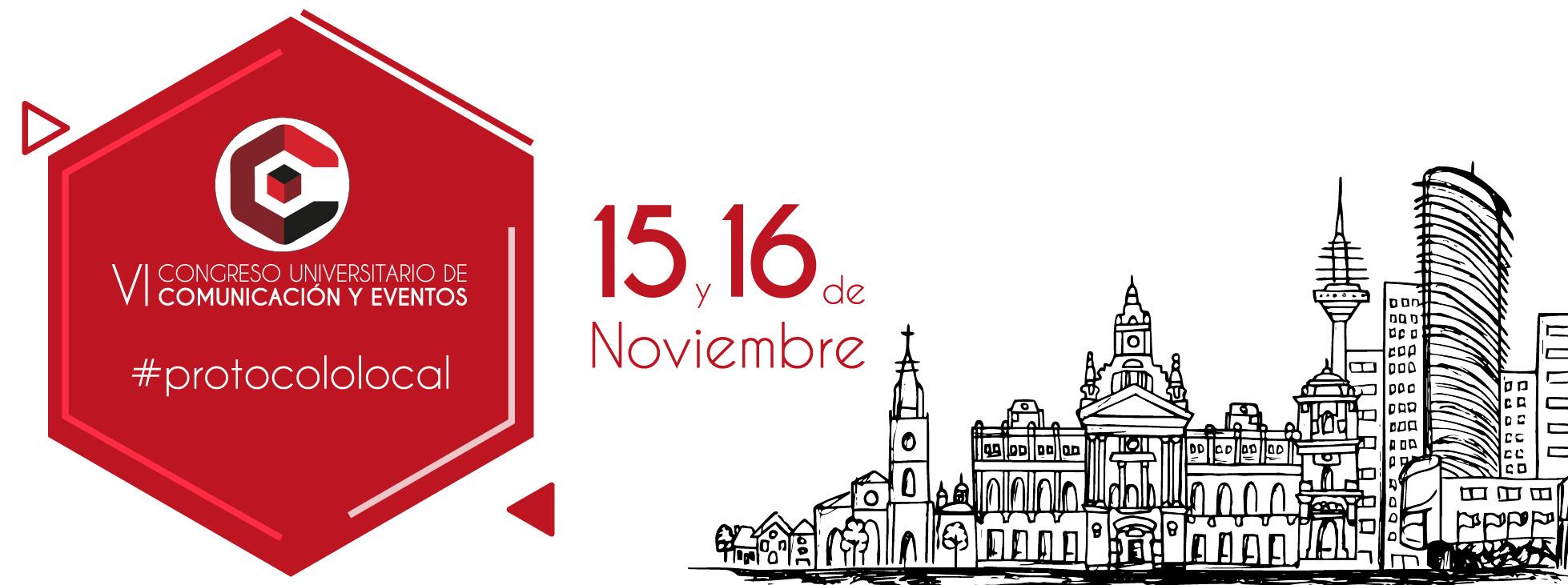 Congreso de Comunicación y Eventos. El #protocololocal