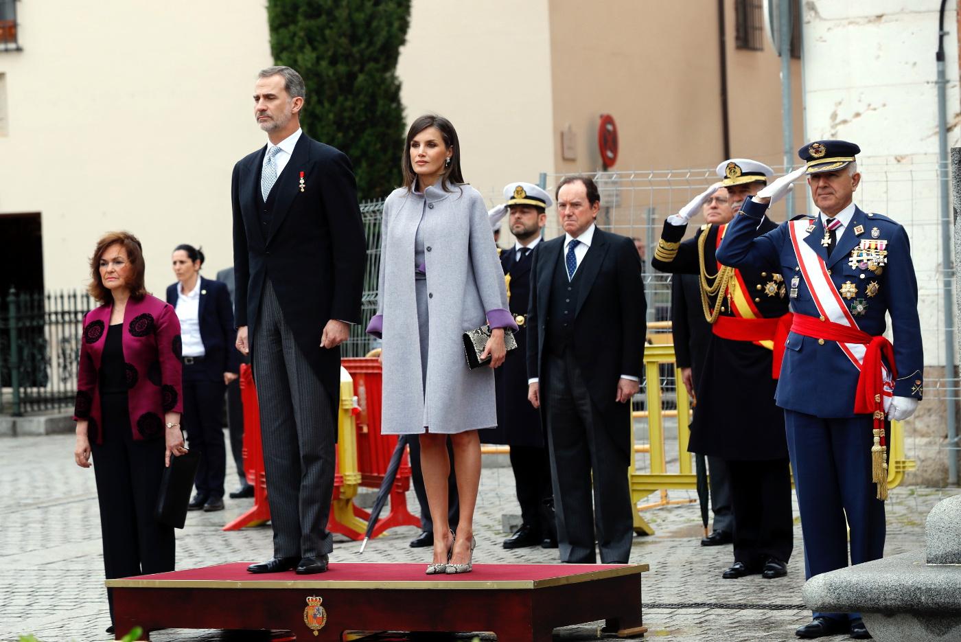 Protocolo Premio Cervantes
