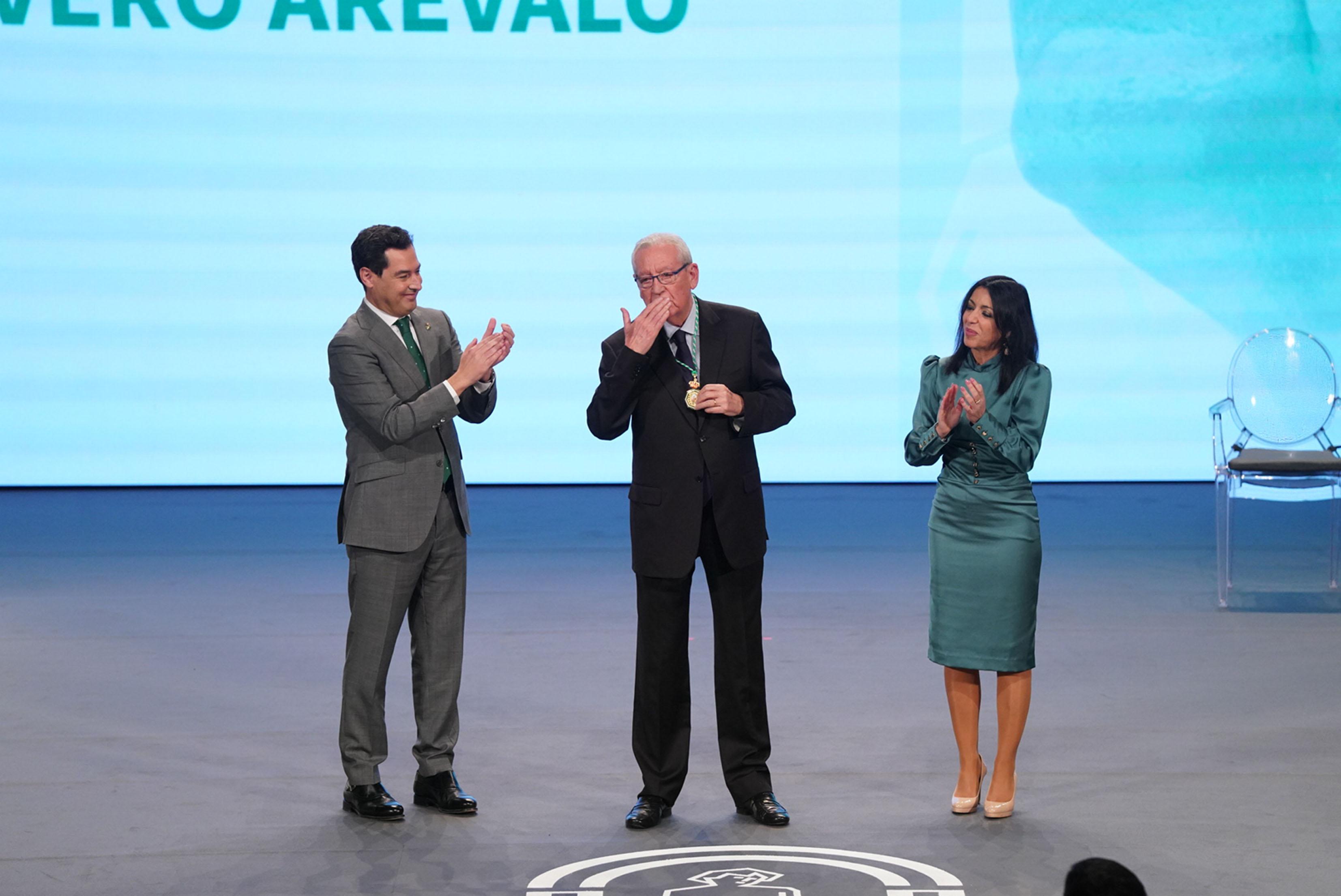 Medallas de Andalucía 2020